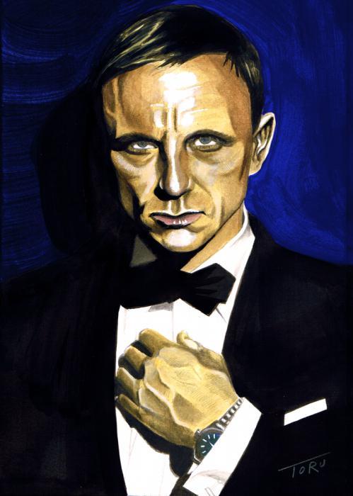Daniel Craig by eiger3975